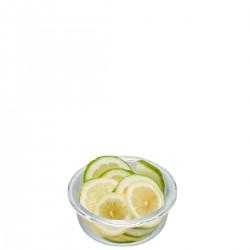 Récipient frais MILO, rond, 400 ml (fraîcheur et contrôle des stocks via l'application)