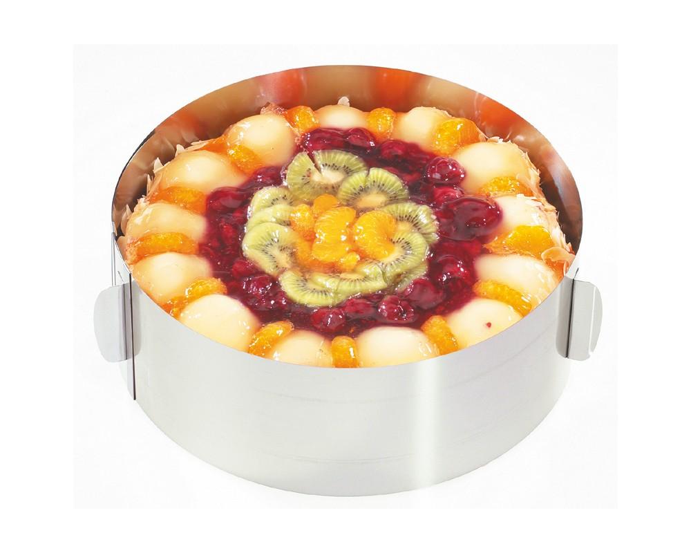 Cercle à gâteau - 8,5 cm...
