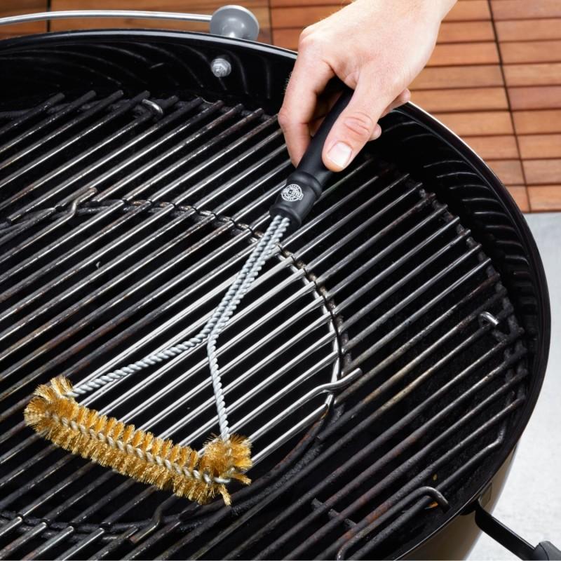 Brosse triangle barbecue 89276