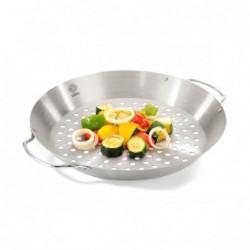 Grill de poulet et wok de légumes 89156