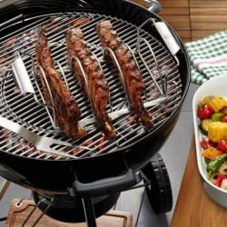 Rack à travers de porc pour barbecue 89248